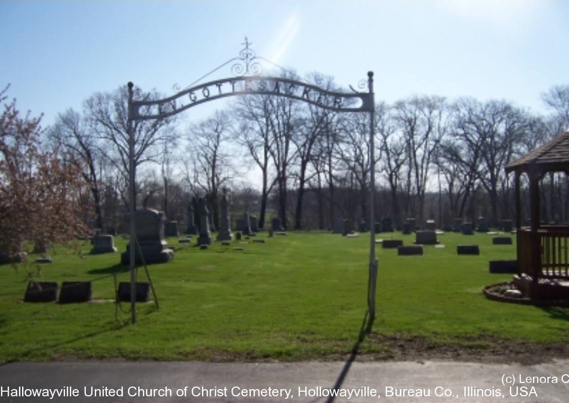 Hollowayville United Church of Christ Cemetery