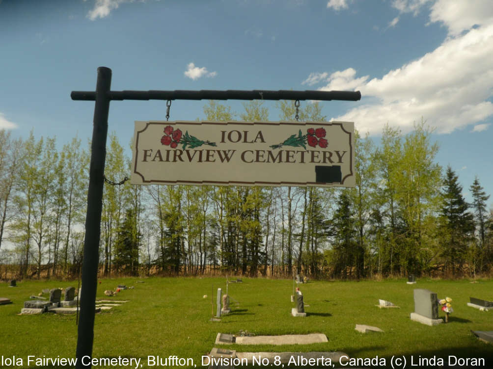 Iola Fairview Cemetery